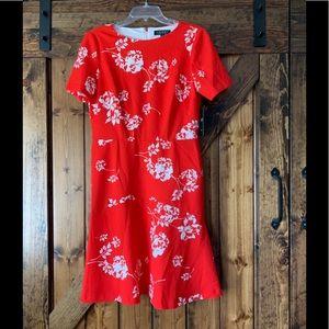 Ralph Lauren Baba Payson Floral print dress